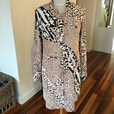 Knee Length 100% Silk Shirt Dresses for Women
