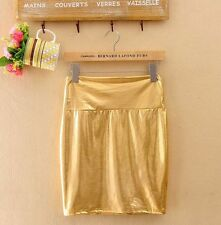 Polyester Straight, Pencil Unbranded Knee-Length Skirts for Women