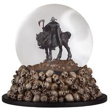*DEATH DEALER SNOWGLOBE FRANK FRAZETTA STATUE DARK HORSE HEAVY METAL BATMAN DC