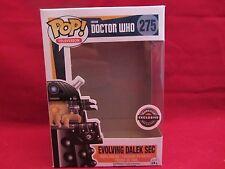 Funko Pop! Empty Box for EVOLVING DALEK SEC Doctor Who Gamestop  #275  (116HP)