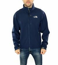 Men's The North Face Apex Soft Shell Jacket In Blue Size Medium
