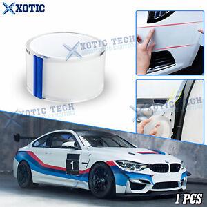 For BMW Clear Car Body Anti-Scratch Door Bumper Paint Guard Strip Film 3m x 5cm