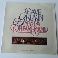Dave Grusin & the NY-LA Dream Band - Self Titled - Vinyl LP Europe 1st Press NM