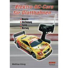 Elektro-RC-Cars für Glattbahnen