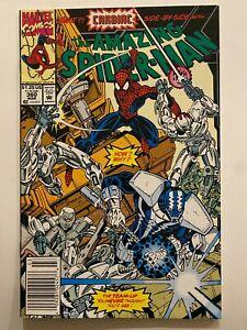 Amazing Spiderman # 360    1992     Carnage + Cardiac      VF