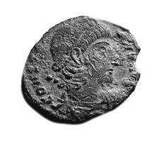 ANCIENT ROMAN COIN - CONSTANTINE II. 316-340AD -GLORIA INEXERCITUS -  #341