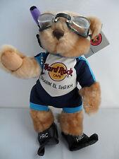 Hard Rock Cafe Sharm el Sheikh - Snorkel Diver - Herrington Teddy Bear With Tag