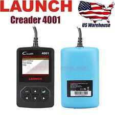 LAUNCH Car OBDII OBD2 Creader 4001 Fault Code Reader Engine Scanner Diagnostic