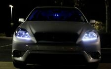 LED DRL Head Light Strips Daytime Running Lamps for Toyota Matrix & Pontiac Vibe