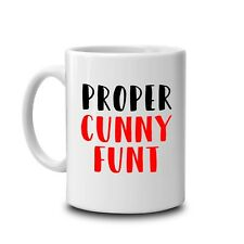 Cunny Funt fun mug-rude mug-funny mug-novelty mug-secret santa gift-rude gift