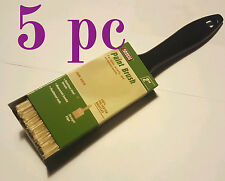 "5 brushes of 2""  Professional Paint Brush Synthetic All Purpose"