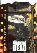 The Walking Dead Season 1 Duplex Behind The Scenes Chase Card C01