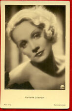 MOVIE STAR MARLENE DIETRICH 7969/1 PUBLISHER ROSS VERLAG VINTAGE PHOTO PC 284