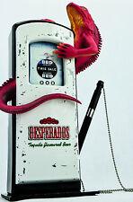 Desperados Bier, Kugelschreiberständer, Zapfsäule m Kugelschreiber, Sondermodell