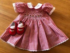 robe pour poupée Corolle ou autre de 42cm