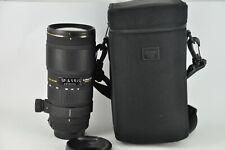 Sigma EX DG 70-200mm F2.8 II Apo MACRO HSM For Canon full frame UK Seller