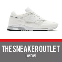 Mens New Balance 1500 WG White Leather UK Size 9.5 Trainers