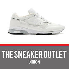 Homme New Balance 1500 GT en cuir blanc taille UK 11.5 Baskets