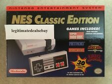 NES Classic Edition (Nintendo Entertainment System) with 30 Classic Games *NEW*