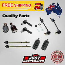 10 Holden Commodore VT VX VY VZ Tie Rod Ends Boots Ball Joints Sway Bar 97-04