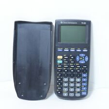 Texas Instruments Ti-83 Scientific Calculator, Graphing, TESTED! Excellent!