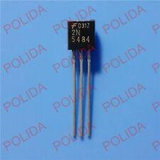 5pcs Rfvhfuhf Jfet Transistor Fairchildsiliconixvishay To 92 2n5484
