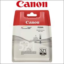CANON CLI-521BK - cartouche d'encre noir - 100% original