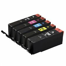 5pk Ink Cartridge For Canon PGI250XL CLI251XL PIXMA MG5620 MG6620 MG7520 MX722