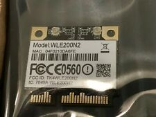 Compex Wle200n2 2.4ghz 2×2 802.11n Half Sized Module PCIe Wireless Network ADAPT