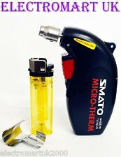 IRODA MJ600 HOT AIR CORDLESS HEAT SHRINK GUN BLOW TORCH REFILLABLE BUTANE GAS