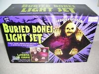 Halloween Enter If You Dare Buried Bones Light Set Lavorpse The Corpse   2030