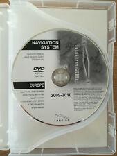 DVD Navigation JAGUAR 2010  DEUTSCHLAND ITALIA BENELUX   XF X250 XK TYPE X150