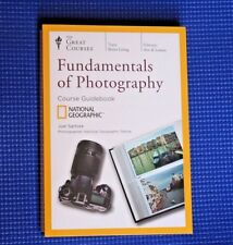 The Great Courses ~ Fundamentals Of Photography DVDs/Guidebook ~ Brand New