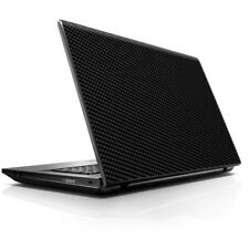 """Laptop Notebook Universal Skin Decal Fits 13.3"""" to 16"""" / Carbon Fiber Carbon Fi"""