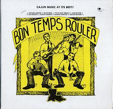 Various Artists SEALED Cajun LP Bon Temps Rouler Swallow 6040