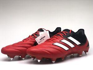 Adidas Copa 20.1 SG rot schwarz G28642 Stollen Fußballschuhe Gratis ID