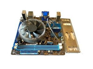 Asus P8H61-I/RM/SI Mini-ITX Socket 1155 Motherboard With Intel Core i5-2400S Cpu