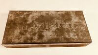"""Early Nabisco Embossed Tin Box with Lid,  6.5"""" x 3"""" - FREE SHIPPING"""