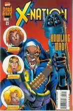 X-Nation 2099 # 3 (humberto ramos) (Estados Unidos, 1996)
