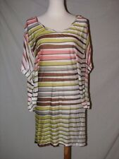 New Diane Von Furstenberg Priam Hooded Coverup Dress L