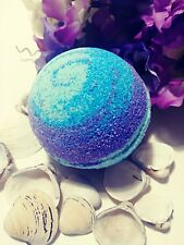 Mermaid Bath Bomb, Mermaid Bath Fizzy, Handmade in the Usa