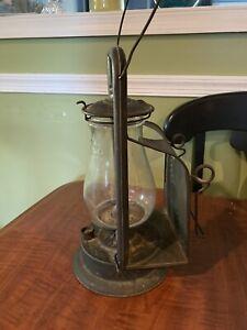 Paulls Antique Lantern Patent 1903 Rare