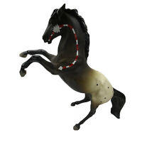Breyer Horse Fighting Stallion Ponokah Eemetah Blackfeet Indian Horse #897 Trad