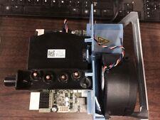 Dell Precision T7500 Second CPU & Memory Raiser Board H236F 0G082W w/ ram + CPU