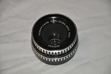 Carl Zeiss Tessar Jena 50mm f2.8 Zebra M42 German Lens Screw Mount