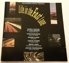 LIFE IN THE FAST LANE various CD 1987 Telstar TCD2315 80s john farnham BON JOVI