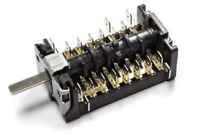 Original 03010890 Lofra / Damani Technika Oven Selector Switch 03031610