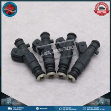 New Set of (4) Fuel Injectors 0280156211 For Saab 900 9000 2.0L l4 1986-1994