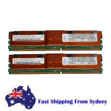 IBM 4GB (2X2G) PC2-5300F DDR2-667 Fully buffered ECC Server Memory P/N 39M5785
