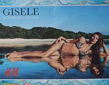 GISELE BÜNDCHEN - A2 Poster (XL - 42 x 55 cm) - Topmodel Clippings Fan Sammlung